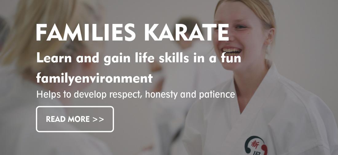 Teen Karate in Hertfordshire