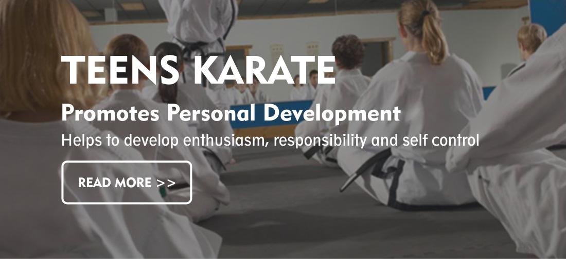 Karate benifits