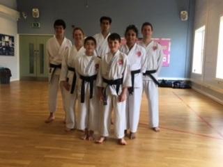 Hitchin Karate Club